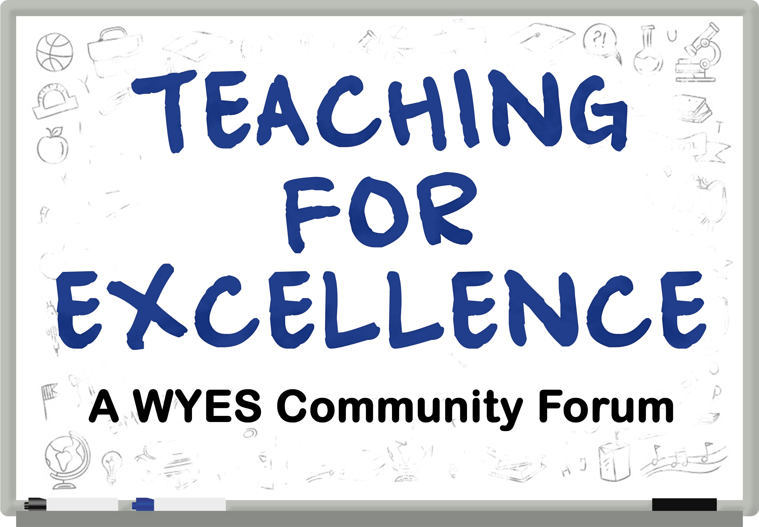 Teaching for Excellence program logo