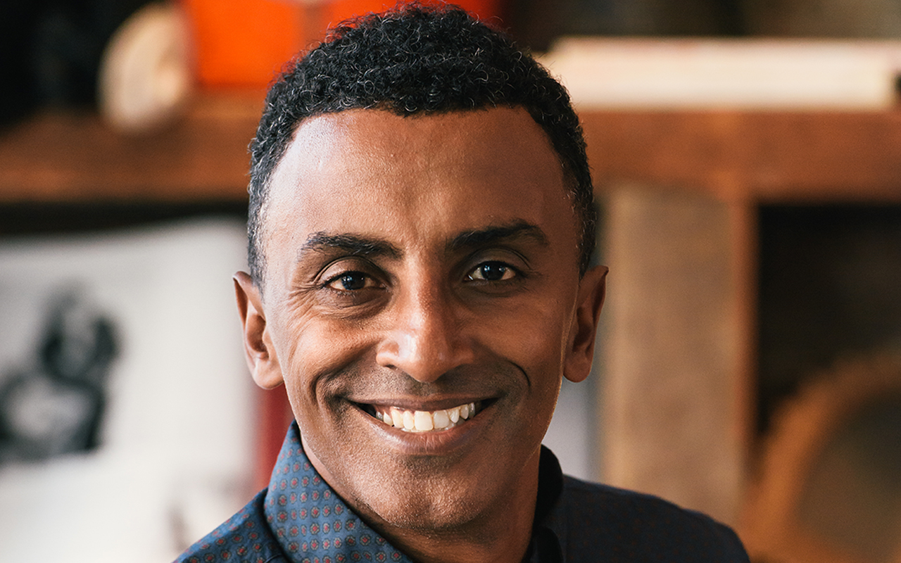Hosted by renowned chef Marcus Samuelsson